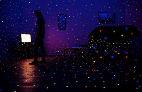Yayoyi Kusama, I'm Here but Nothing, 2000