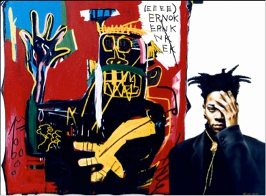 Untitled, Jean-Michel Basquiat (1982-83)