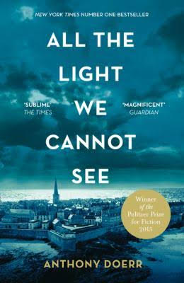 Book cover of Anthony Doerr's All The Light We Cannot See