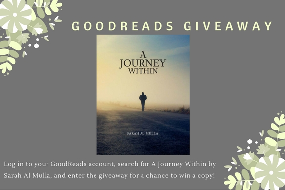 A Journey Within Giveaway