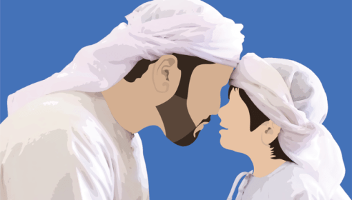 How Did Family Generations in the UAE Change Across Time