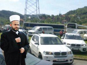Nasilnik, nasilno i na žrtve Srebrenice.