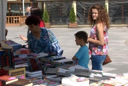 mini sajam knjiga u novom pazaru