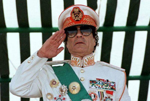 Pukovnik Gadafi