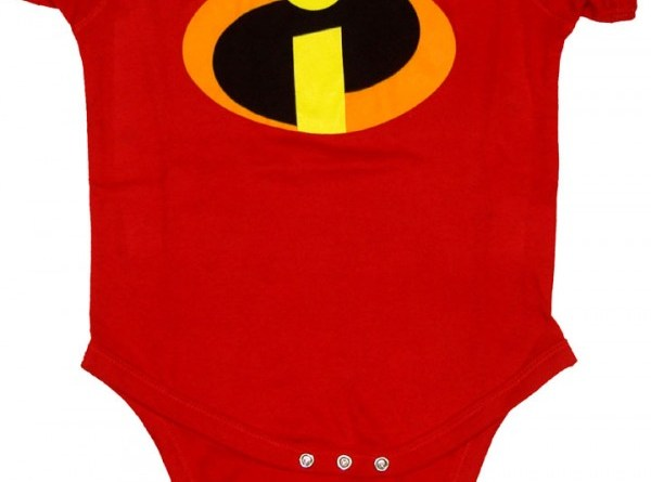 Incredibles snap suit from Stylin Online