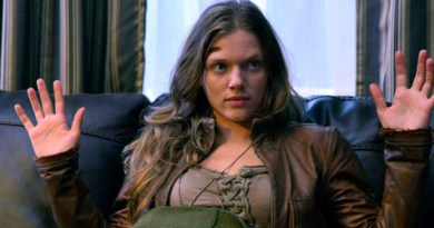 Tracy Spiridakos as Charlie Matheson. Credit: Brownie Harris/NBC