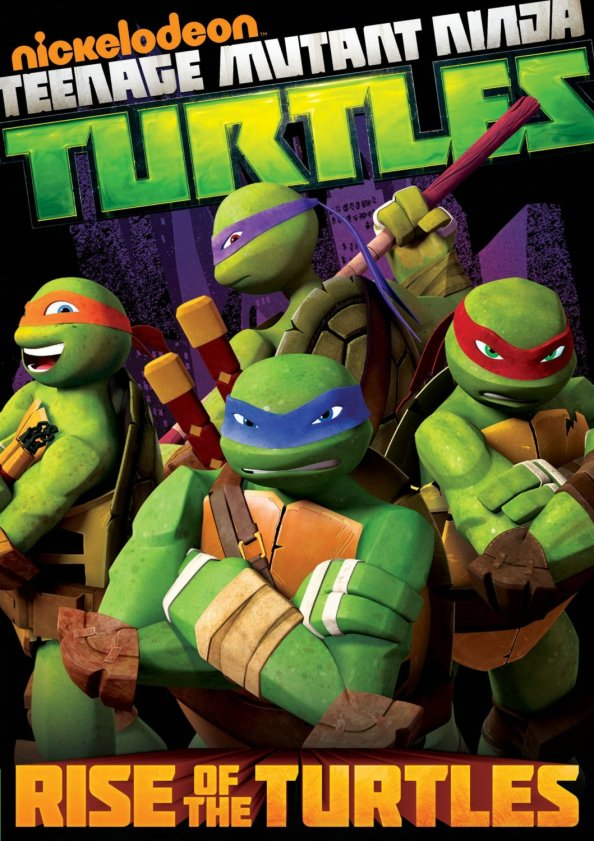 """""""Rise of the Turtles"""" is a two part season 1 opening that's simply fantastic."""