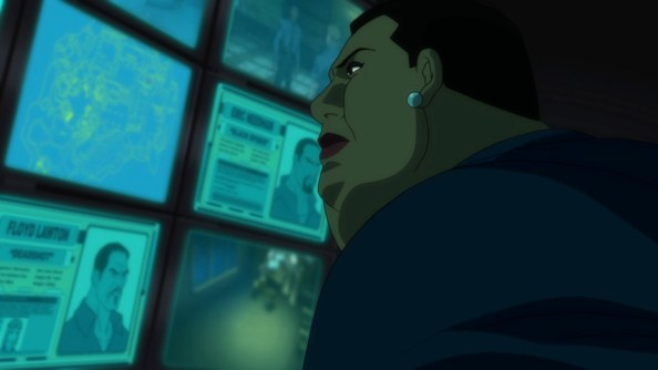Batman_Arkham_Asylum_Waller at board