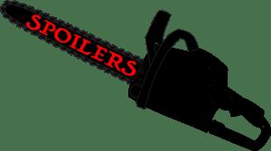 Ash Vs Evil Dead spoilers logo