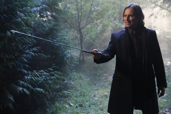 Rumpelstiltskin as a hero. It was good while it lasted. (ABC/Jack Rowland)