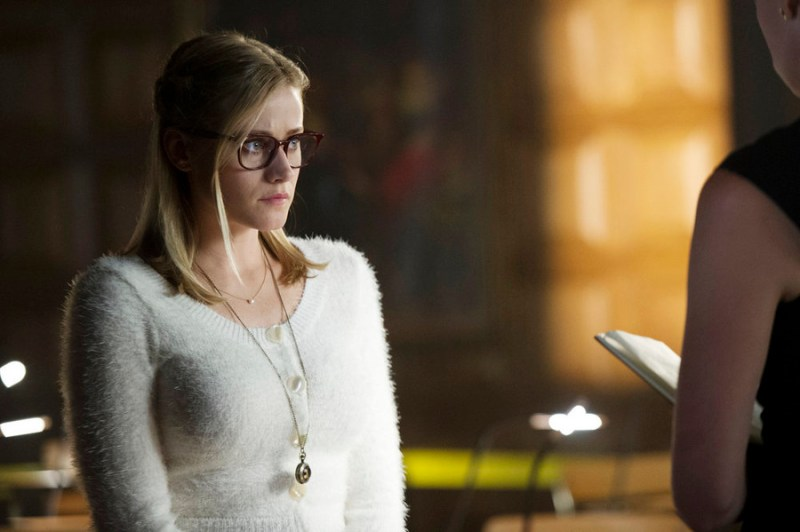 THE MAGICIANS -- Pictured: Olivia Taylor Dudley as Alice -- (Photo by: Carole Segal/Syfy)