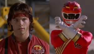 Wild Force Red Ranger