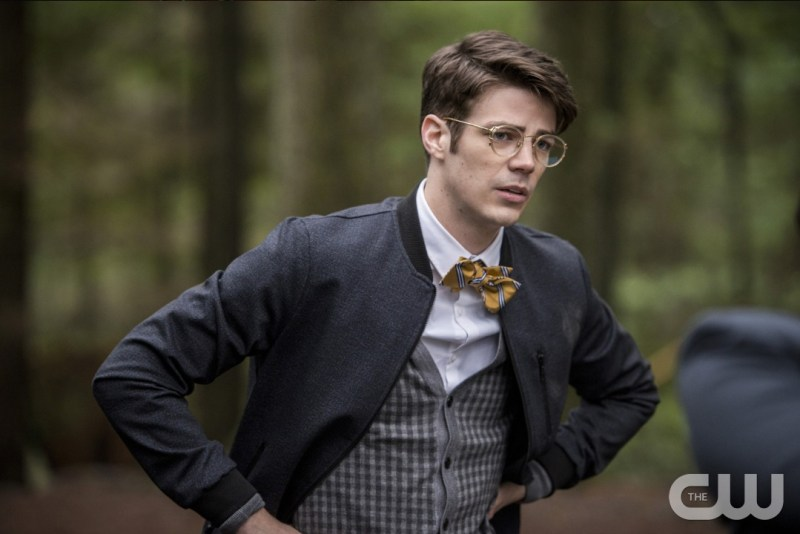 Bow ties are cool. [photo: Bettina Strauss/The CW]