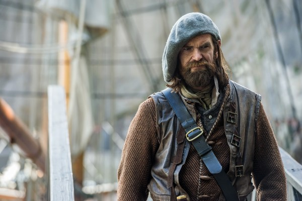 Murtagh Fraser (Duncan Lacroix) sums up his opinion of both France and sneakiness in this expression.