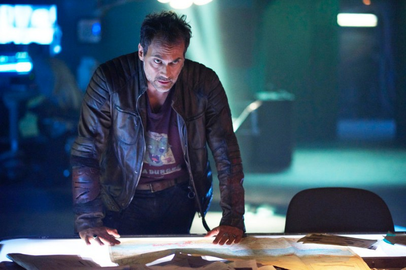 "12 MONKEYS -- ""Bodies of Water"" Episode 205 -- Pictured: Todd Stashwick as Deacon -- (Photo by: Ken Woroner/Syfy)"