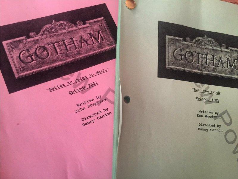Gotham_301-302_scripts_Powell