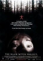 The Blair Witch Project movie poster [courtesy theglobalpanorama/flixr]