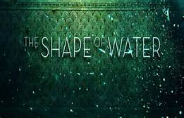 The Shape of Water logo. Image courtesy deltorofilms Facebook page.