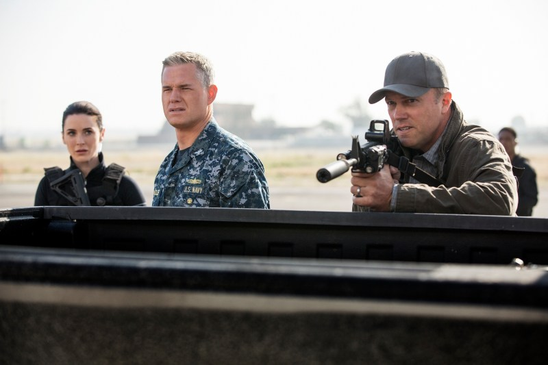 """THE LAST SHIP S3 UNIT"" ""Don't Look Back"" / Ep 313 TNT Ph: Doug Hyun"