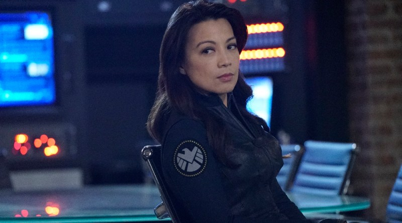AGENTS OF S.H.I.E.L.D. Winter Finale Heats Up – LEVEL ELEVENTY-SEVEN #102