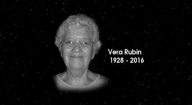 Dr. Vera Rubin, Pioneer Female Astrophysicist, Dead at 88