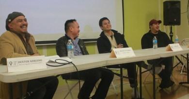 Filipino Writers Unite at FilAm Creative TV Writers Panel