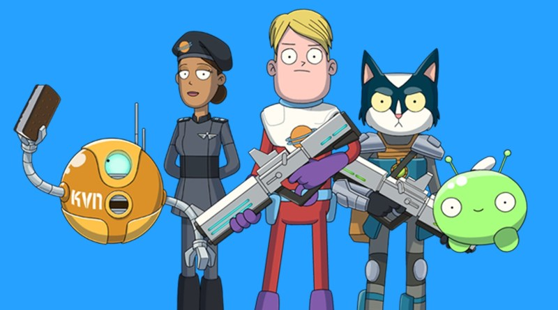 TBS Orders FINAL SPACE From Olan Rogers