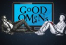 Michael Sheen and David Tennant Laugh at the End of the World in GOOD OMENS