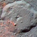 Organic Molecules Found on Ceres