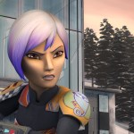 STAR WARS REBELS Dances (by the Numbers) on the Edge of the Blade