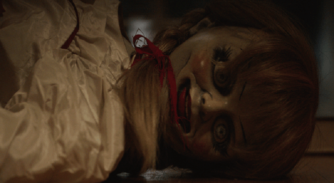 "Will ANNABELLE: CREATION Crown the New ""Evil Doll"" Champion?"