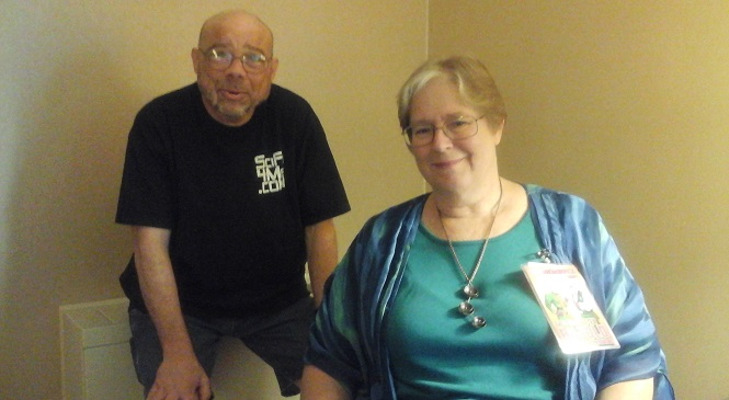 LIVE FROM THE BUNKER: An Interview with Lois McMaster Bujold