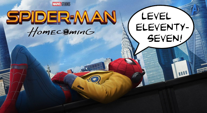 It's Your Friendly Neighborhood LEVEL ELEVENTY-SEVEN #120