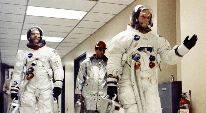 FIRST MAN Biopic – The Next Great Space Race Movie?