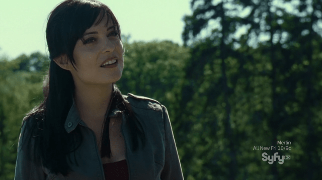 Kate Kelton as Jordan McKee - Haven - Thanks for the Memories