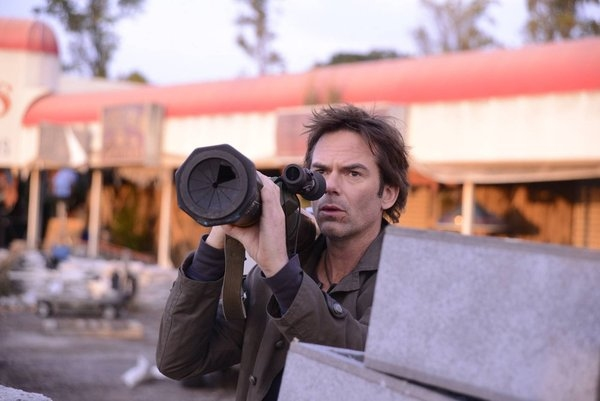 Billy Burke as Mile Matheson - Revolution The Last Stand