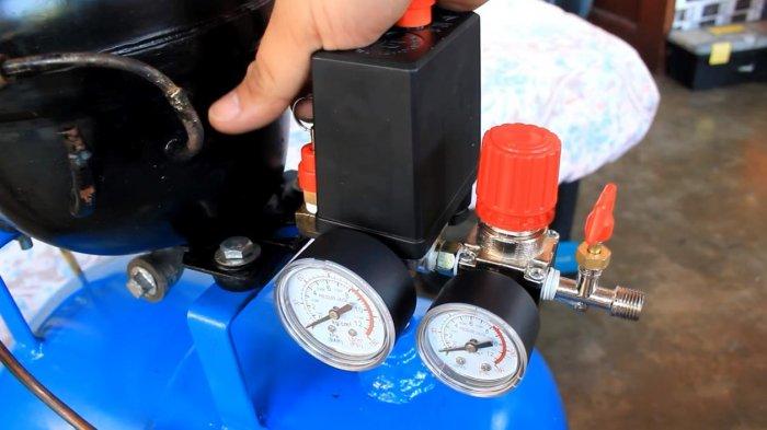 Тоңазытқыштан толық компрессор