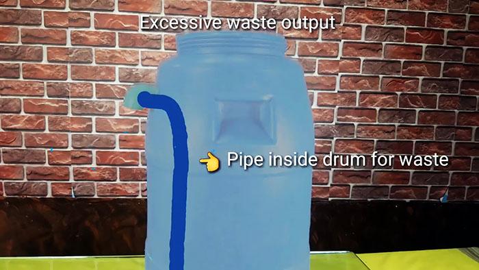 Egyszerű biogáz telepítése saját kezével