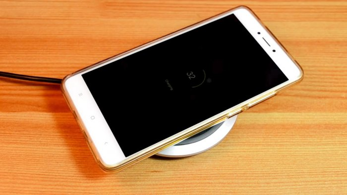 How to endow any phone with a wireless charging function