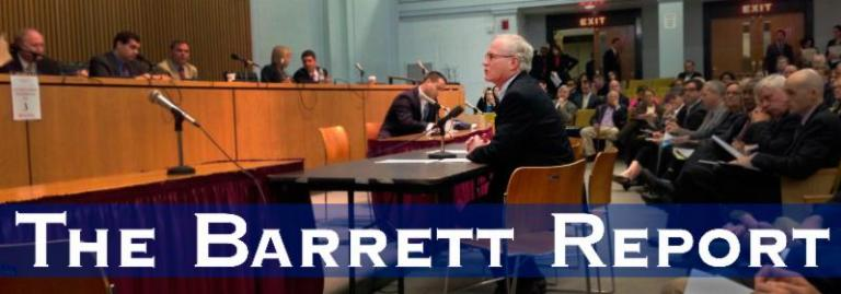 Barrett testifies