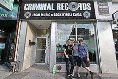 Criminal Records' Last Day