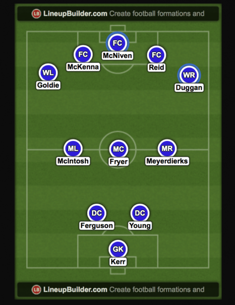 ASL_Team of the Year 1922-23