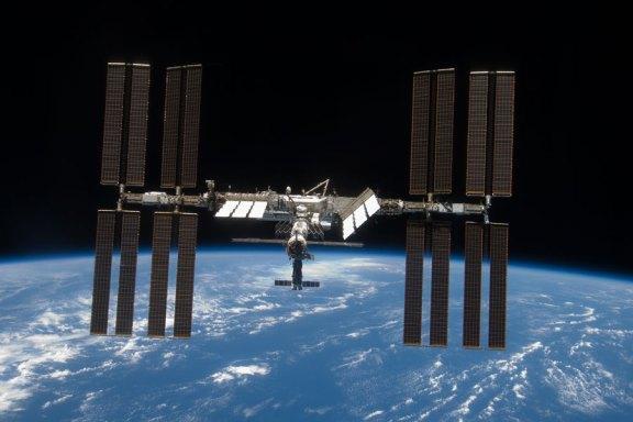 Credit: STS-119 Shuttle Crew, NASA