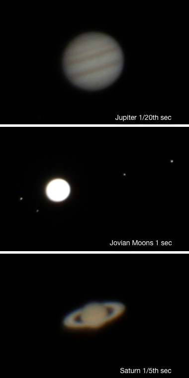 How To Photograph The Gas Giants: Jupiter and Saturn – The Soggy