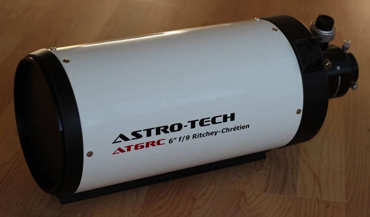 "Astro-Tech 6"" Ritchey-Chrétien Imaging Review"