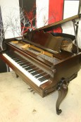 Art Case Hardman King Louis XV Style Baby Grand Piano $4500.