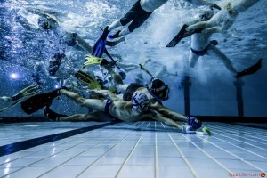 Hockey Subacutico-Underwater Hockey Ho Ho Tournament