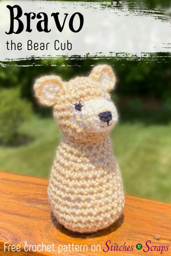 Awesome Free Crochet Teddy Amigurumi Bear Pattern | Crochet teddy ... | 900x600