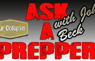 Interview: Ask a prepper – John Beck
