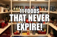 11 foods that never expire or go bad